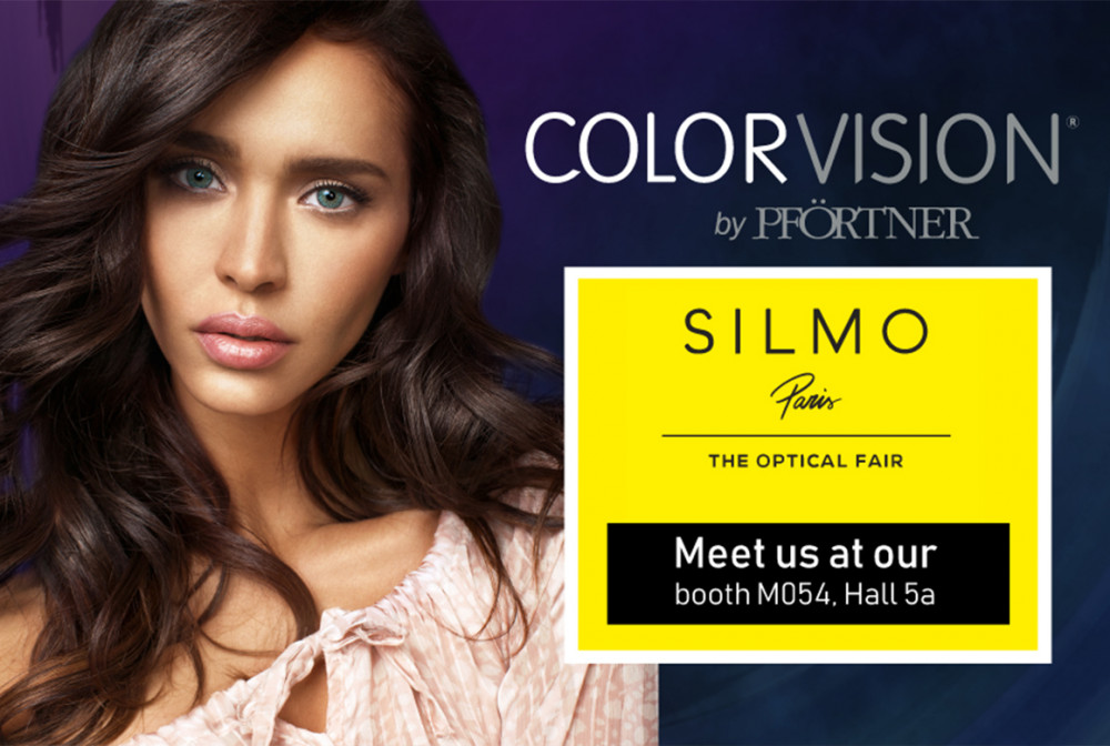 Meet Us at the SILMO - Paris (Booth M054 - Hall 5a)